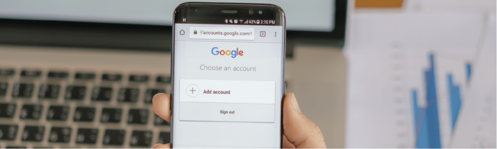 login-plataforma-google-celular