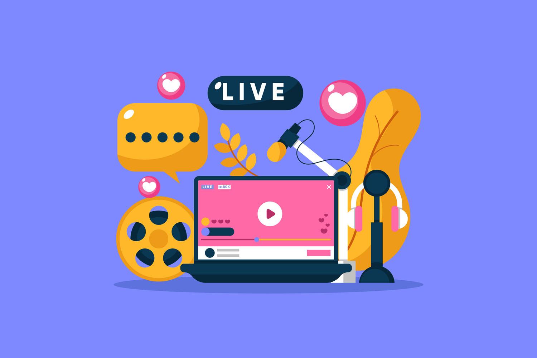 Conheça recursos para fazer uma live profissional