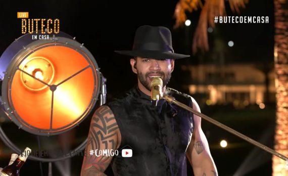 live do cantor Gusttavo Lima