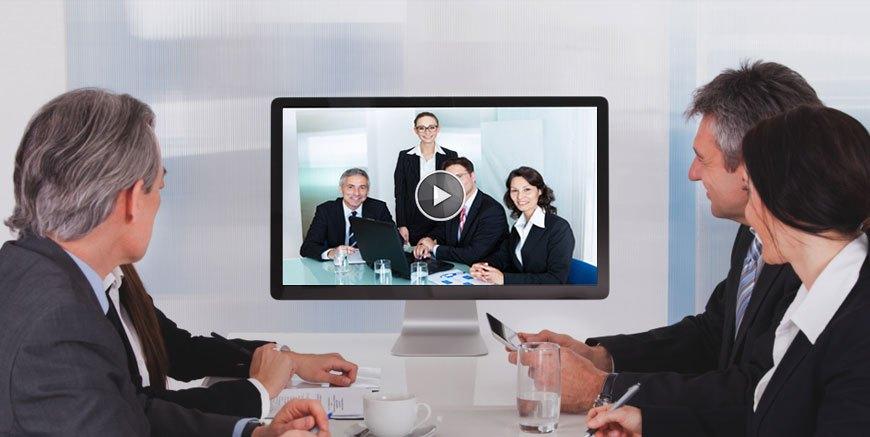 plataforma de vídeos corporativos