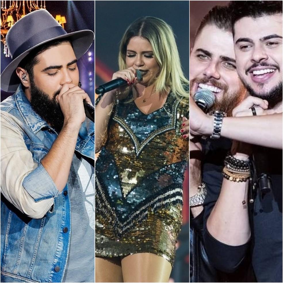como lives influenciam popularidade de cantores
