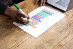 grafico-de-analise-de-crescimento-da-empresa-apos-a-utilizacao-da-plataforma-ead