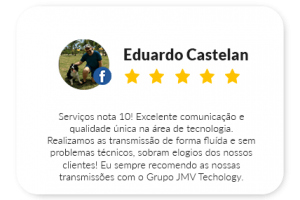 Eduardo-clientes-e-parceiros-depoimentos-avaliacoes-facebook-site-hosting-jmvstream