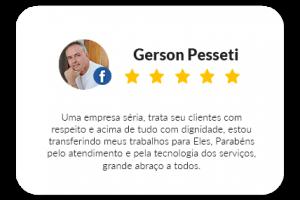 Gerson-passeti-clientes-e-parceiros-depoimentos-avaliacoes-facebook-site-hosting-jmvstream
