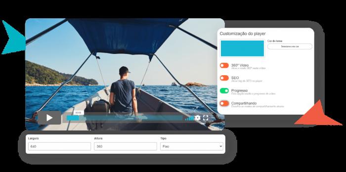 player-de-streaming-com-personalização-trocar-cor-hospedagem-de-videos-como-hospedar-gerenciar-distribuir-jmv-stream